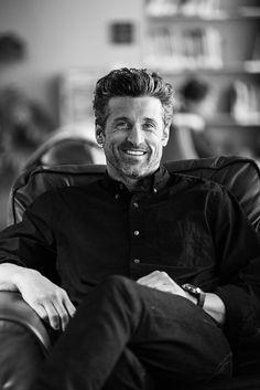 Patrick Dempsey è nato a Lewiston, nel Maine, il 13 gennaio 1966 Patrick Dempsy, Greys Anatomy Derek, Juliet, Derek Shepherd, Meredith And Derek, Looks Black, Portraits, Good Looking Men, Brad Pitt
