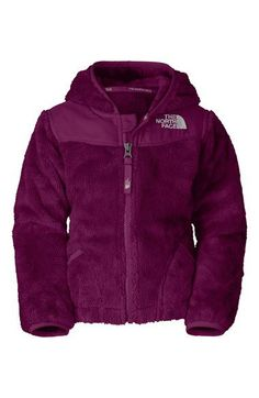 The North Face 'Oso' Fleece Hoodie (Little Girls) | Nordstrom