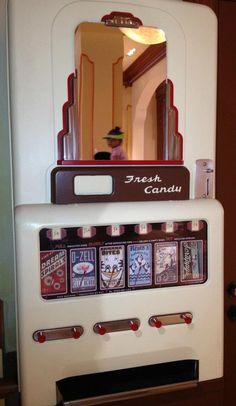 Golf ball vending machine Golf hickory ; vintage golf
