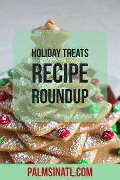 Holiday Treats - Recipe Roundup - The Palmetto Peaches Holiday Baking, Holiday Treats, Favorite Holiday, Peaches, Sprinkles, Curry, Sparkle, Recipes, Food