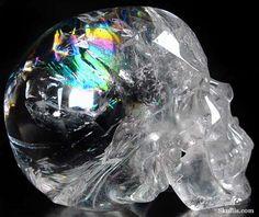 Quartz Rock Crystal Crystal Skull