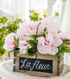 Add floral elegance to your home decor with the summery Peony Bush. This stately assortment bundles blooming flowers and fresh green leaves into a lovely flowering bouquet. Simply use this gorgeous fl