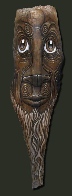 pod : fora » optical » Palm Bark Masks: New Ganesha Update