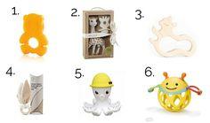Zabawki dla niemowląt 0-6 miesięcy