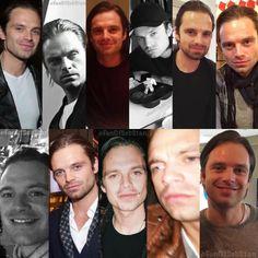 Sebastian ✪ Stan collage 2015