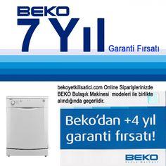 BEKO 7 YIL Garanti Belgesi (Bulaşık Makinaları) http://www.bekoyetkilisatici.com/BEKO-7-YIL-Garanti-Belgesi-Bulasik-Makinalari-_2011.html