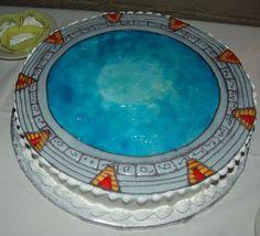 Stargate cake