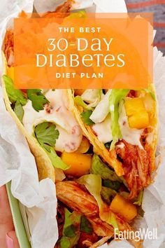 Enjoy a month off from meal planning with 30 days of delicious, diabetes-friendly dinners to help you keep your blood sugar levels in check. Managing diabetes never tasted so good! #diabetes #diabetesfriendly #diabetesrecipes #diabetesfriendlyrecipes #diabetesdiet #diabetesfood #diabetesrecipeideas #recipe #eatingwell #healthy #DietFoodDinner Diabetic Meal Plan, Diabetic Breakfast Recipes, Healthy Recipes For Diabetics, Diabetic Diet Recipe, Meal Plan For Diabetics, Cooking For Diabetics, Healthy Diabetic Recipes, Healthy Weight, Diabetic Snacks Type 2