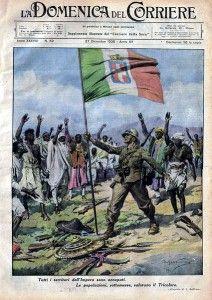 Domenica Corriere 1936 etiopia