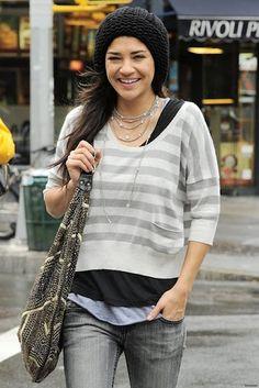 Jessica Szohr Tomboy Fashion, All Fashion, Winter Fashion, Fashion Outfits, Look Cool, Cool Style, My Style, Jessica Szohr, Feminine Tomboy