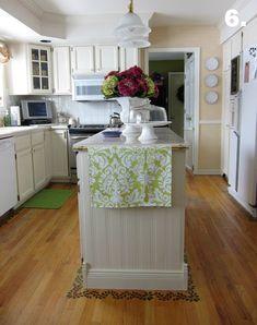 Remodelaholic » Blog Archive Big Kitchen Makeover on a Little Budget » Remodelaholic