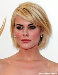 Red carpet emmys short hair
