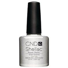 CND Shellac Chrome
