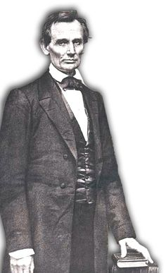 This photo of Lincoln was taken just prior to his making his famous Cooper Union speech in New York. Since he then traveled to NH, we know that this is what he looked like during his time in Exeter in 1860. (Note the lack of a beard.)