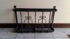 Porta ombrelli in ferro - Porta ombrelli in ferro 70 x 43 x 17 Magazine Rack, Stairs, Storage, Furniture, Home Decor, Iron, Purse Storage, Stairway, Decoration Home