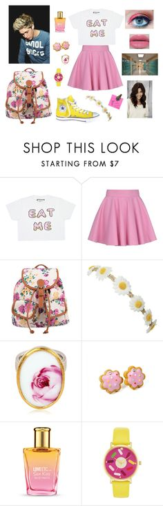 """First Day of School... Niall Takes You To School :)"" by mary-5so1ds ❤ liked on Polyvore featuring Olympia Le-Tan, Converse, 1&20 Blackbirds, Wet Seal, Materia Prima, Le Chou Chou Bijoux, The Body Shop, Kate Spade and Urban Decay"