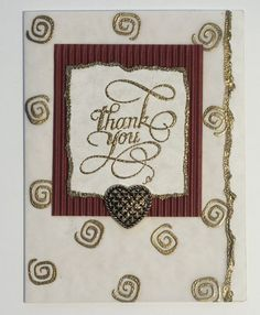 FREE CLASS: Embossing with Rubber Stamps with Grace Taormina #craftartedu