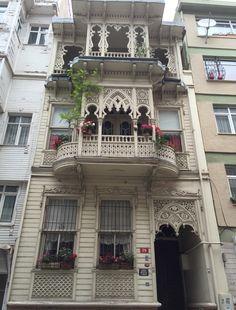 Bahariye, Kadikoy, Istanbul; June 2015
