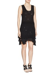 Floral Embroidered Dress by Thakoon Addition at Gilt