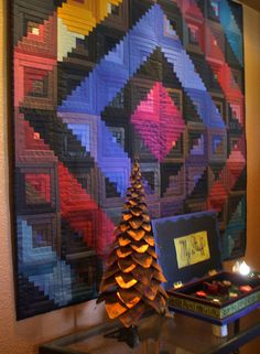 Cool Quilts - 02 by The-World-According-To, via Flickr