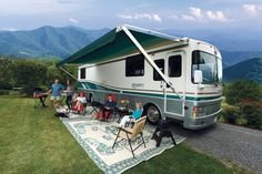 Craig W. outfitted his 1999 Fleetwood Discovery RV with audio and video gear from Crutchfield. #CarAudio