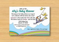 about philana 39 s baby shower 2 on pinterest dr seuss baby shower