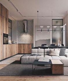 Marvelous Home Design Architectural Drawing Ideas. Spectacular Home Design Architectural Drawing Ideas. Interior Design Examples, Loft Interior Design, Industrial Interior Design, Loft Design, Best Interior, Interior Design Inspiration, Interior Decorating, House Design, Design Ideas