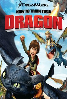 """""""How to Train Your Dragon"""" > 2010 > Directed by: Dean DeBlois & Chris Sanders > Children's Family / Children's Fantasy / Animation"""
