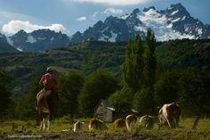Cerro Castillo, Aysen, Patagonia Chilena - Francisco Bedeschi