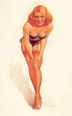 Pin Up Girls of the 40 and 50 | Dante fun: Pin-up Girls (40 obrazków)