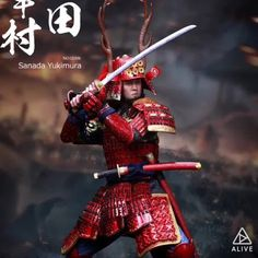 RT Fun Object: 1/6 SERIES OF EMPIRES – JAPAN'S WARRING STATES – SANADA…