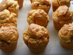 Empadinhas de Chouriço Scones, Muffins, Cooking, Breakfast, Tarts, Breads, Oven, Recipes, Paths