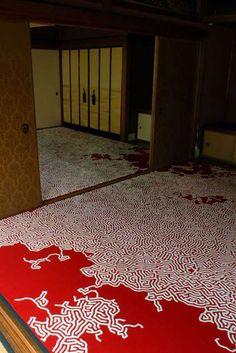 Salt Art :Motoi Yamamoto