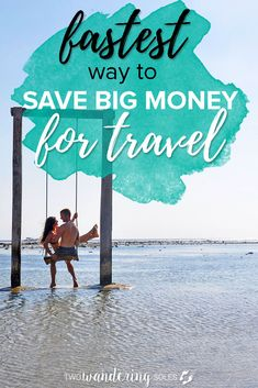20 Simple Ways to Save Money for Travel: If you follow these easy guidelines you can save THOUSANDS of dollars each year that you can put toward travel. We have done it and so can you! #travel #budget #dreams