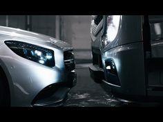 Mercedes zeigt uns das Paarungsverhalten von Fahrzeugen: Dirty Driving | Gilly's playground