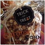 Caramel Corn that is easy and delicious!