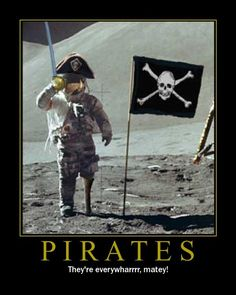 pirates on the moon