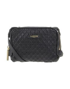 I found this great LANVIN Across-body bag on yoox.com. Click on the image above to get a coupon code for Free Standard Shipping on your next order. #yoox