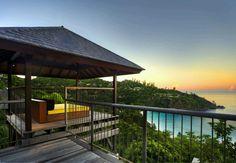 North island resort , seychelles