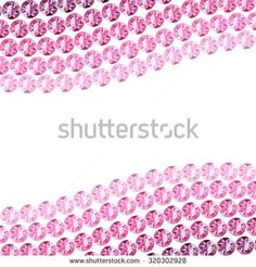 White background with 2 diamond borders