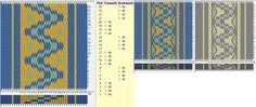 40 tarjetas, 3 colores, 4F-4B // sed_928 diseñado en GTT༺❁