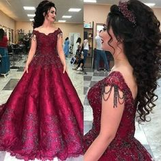 Image may contain: 1 person, standing Bridal Hairstyle Indian Wedding, Indian Wedding Gowns, Bridal Hair Buns, Indian Gowns Dresses, Indian Fashion Dresses, Wedding Outfits For Women, Bridal Outfits, Bridal Dresses, Engagement Dress For Bride