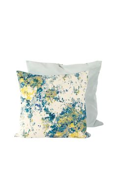 """Toss Cushion    Dimensions:22 X 22""""   Cobalt Pillow by canfloyd. Home & Gifts - Home Decor - Pillows & Throws Canada"""