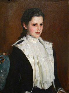 """""""Tweedland"""" The Gentlemen's club: John Singer Sargent - Such gorgeous work."""