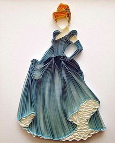 40 Quilling Paper Creative Art & Works of Art - Quilled Paper Art Paper Quilling Tutorial, Paper Quilling Patterns, Quilled Paper Art, Quilling Paper Craft, Paper Crafts, Quilling Ideas, Paper Patterns, Arte Quilling, Origami And Quilling