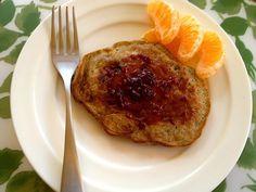 Grain-free Pancake--my new recipe!