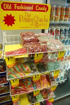 Old Time Penny Candy 1950S | candy from the penny candy store at cvs the old fashioned penny candy ...