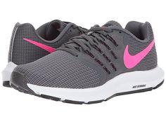 d656c87740d8f Nike Run Swift (Cool Grey Hyper Pink Dark Grey Black) Women s
