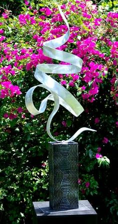 ^Perfect Moment Modern Indoor/Outdoor Metal Art Decor Sculpture, Garden Sculpture and Yard Art Price & Reviews by J. Landrum