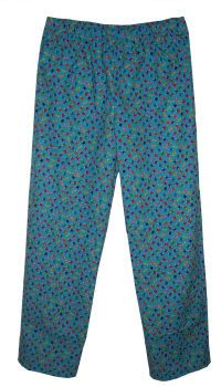 Free Pajama Pattern: Elastic Waist Pants Free Sewing Pattern